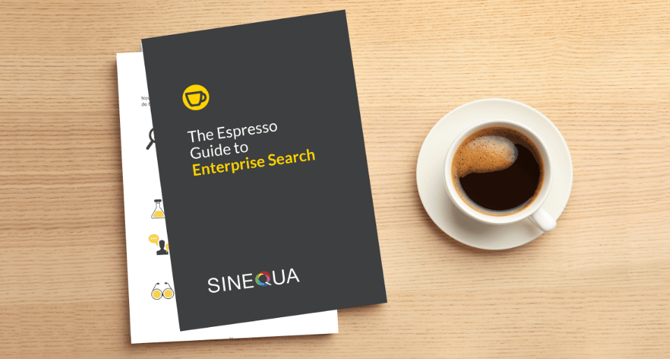 Espresso Guide to Enterprise Search